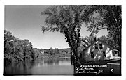 West River - Londonderry, Vermont VT Postcard
