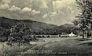Smugglers Notch - Mount Mansfield, Vermont VT Postcard