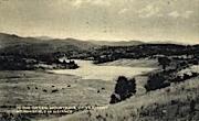 Green Mountains - Mount Mansfield, Vermont VT Postcard