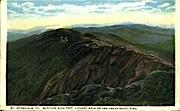 Mount Mansfield - Vermont VT Postcard