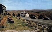 Skyline Restaurant - Molly Stark Trail, Vermont VT Postcard