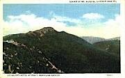 Summit - Mount Mansfield, Vermont VT Postcard