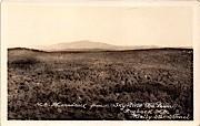 Mount Monadnocks - Molly Stark Trail, Vermont VT Postcard