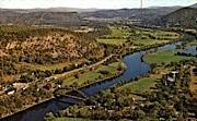 Connecticut River - Fairlee, Vermont VT Postcard