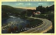 Wilmington - Molly Stark Trail, Vermont VT Postcard