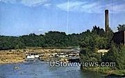 Winooski, Vermont      ;     Winooski, VT Postcard