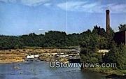 Winooski, VT     ;     Winooski, Vermont Postcard