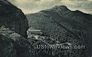 Top O Vermont, Mt Mansfield Hotel - Mount Mansfield Postcard