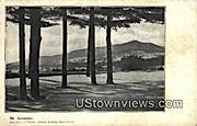 Mount Ascutney, VT     ;     Mount Ascutney, Vermont Postcard