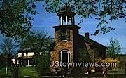 125 Year Old School - Vergennes, Vermont VT Postcard