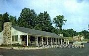 Iron Kettle Restaurant & Gifts - Shaftsbury, Vermont VT Postcard