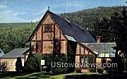 St Michael's Episcopal Church - Brattleboro, Vermont VT Postcard