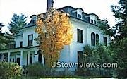 Hilltop House, Vermont Baptist Home Inc - Brattleboro Postcard