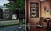 Topping Tavern Museum - Shaftsbury, Vermont VT Postcard