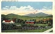 Jay Peak - North Troy, Vermont VT Postcard