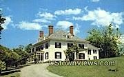 School for International Training - Brattleboro, Vermont VT Postcard