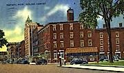 Barewell Hotel - Rutland, Vermont VT Postcard