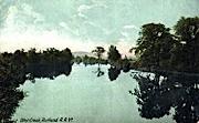 Otter Creek - Rutland, Vermont VT Postcard