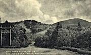 Pico Peak - Rutland, Vermont VT Postcard