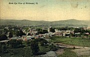 Richmond - Vermont VT Postcard