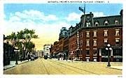 Bardwell Hotel - Rutland, Vermont VT Postcard