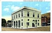 Marble Savings Bank - Rutland, Vermont VT Postcard