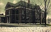 City Hall - Rutland, Vermont VT Postcard