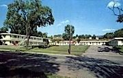 Green-Mont Motel - Rutland, Vermont VT Postcard