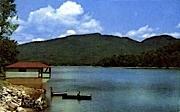 Chittenden Dam - Rutland, Vermont VT Postcard