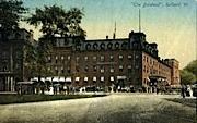 The Bardwell - Rutland, Vermont VT Postcard