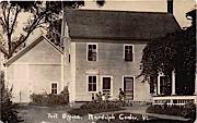 Post Office - Randolph Center, Vermont VT Postcard