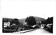 Bridge - Readsboro, Vermont VT Postcard