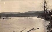 Water View - Rumerston, Vermont VT Postcard