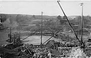 Disaster - Rumerston, Vermont VT Postcard