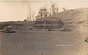 Dirt - Rumerston, Vermont VT Postcard
