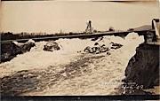Heavy Water - Rumerston, Vermont VT Postcard