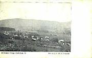 Starksboro Village - Vermont VT Postcard