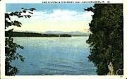 Lake Champlain - Vergennes, Vermont VT Postcard