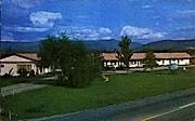 New Haven Motel - Vergennes, Vermont VT Postcard
