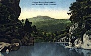 Camel's Hump - Winooski, Vermont VT Postcard
