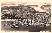 US Navy Yard - Bremerton, Washington WA Postcard