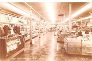Main Post Exchange - Fort Lewis, Washington WA Postcard