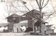 Main Gate - Fort Lewis, Washington WA Postcard
