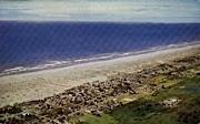 Long Beach - Longview, Washington WA Postcard