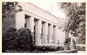 Post Office - Longview, Washington WA Postcard