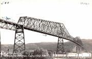 Longview Bridge - Washington WA Postcard