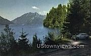 Lake Crescent, Wash,     ;     Lake Crescent, WA - Washington WA Postcard