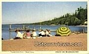 Hood Canal - Twanoh State Park, Washington WA Postcard