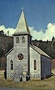 St Mary's Church - McGowan, Washington WA Postcard