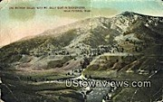 Methow Valley - Pateros, Washington WA Postcard